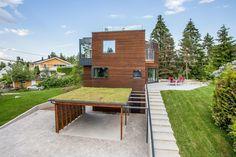 FINN – Kolbotn - Ny eksklusiv enebolig med sekundærdel / utleiedel - Høyt beliggende med sol og utsikt - Høy kvalitet - Spennende design