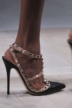c7b9d83500d Everyone is Wearing  Valentino s Studded Heels