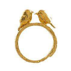 Love Bird Ring