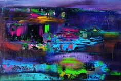 Night Moves by Rick Heck. My favorite colors