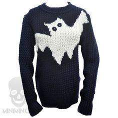 Blusa lã Bat