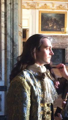 """Olivier Josse on Twitter: """"tournage secret @CVersailles saison 2 de la série Versailles #MuseumWeek #capa #canal+ https://t.co/Uvu36D2fag"""""""