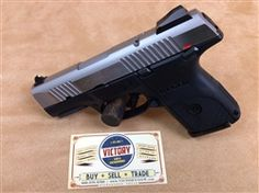 New arrival to Victory GGW inventory is this #Ruger SR9C #9mm #pistol. @victoryggw #gun #guitar #texas