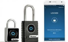 Master Lock: share access to your keys via a connected smartphone with housing