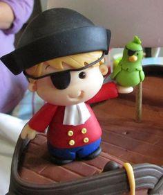 Such a cute pirate.