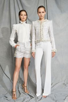 Zuhair Murad Resort 2019 Paris Collection - Vogue