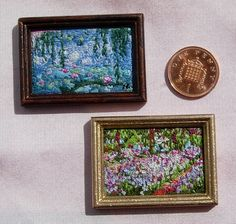 embroidered #minatures