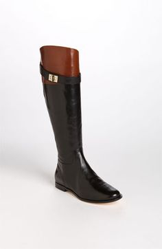 Cole Haan 'Air Daelin' Boot available at #Nordstrom - love the black/brown