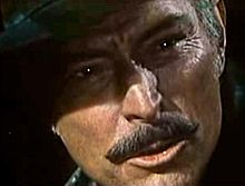 """Clarence Leroy """"Lee"""" Van Cleef, Jr. (January 9, 1925 – December 16, 1989), was an American film actor who appeared mostly in Westerns and action pictures. His sharp features and piercing eyes led to his being cast as a villain in scores of films, such as Kansas City Confidential, High Noon, The Man Who Shot Liberty Valance, and The Good, the Bad and the Ugly. After his success in the last of these, he played the hero in many of his later movies."""