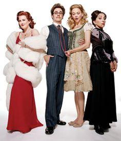 Sutton Foster + my favorite movie = soooo very wonderful!!
