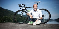 Pioniere im Fokus: Jakob Schmidlechner Triathlon, Sport, Portrait, Bicycle, Vehicles, Road Bike, Deporte, Triathalon, Headshot Photography