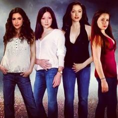 THE POWER OF FOUR HALLIWELL SISTERS FOREVER