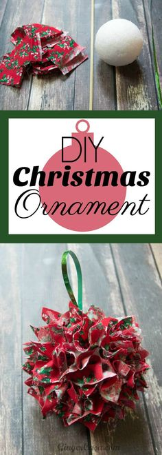 Make Christmas ornaments with the kids for every friend, teacher, and relative on your list! These ornaments are so easy to make and super cute, too. DIY gift idea