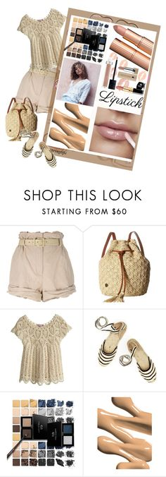 """Natural beauty"" by andrea-pok on Polyvore featuring beauty, Moschino, Billabong, Calypso St. Barth, Soludos, Sanders, The Body Shop and Tom Ford"