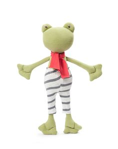 Hazel Village Lewis the French Toad Doll