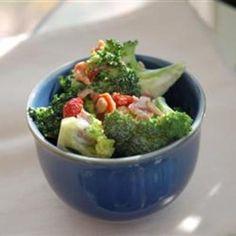 Alyson's Broccoli Salad
