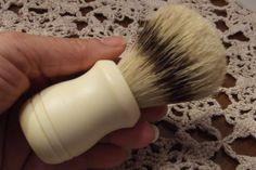 Vintage Surrey Shaving Brush, Natural Boar Bristle Shaving Brush, Shaving Accessories, Shaving Brush,Vintage Shaving Brush,Men's Facial Care by BeautyMeetsTheEye on Etsy