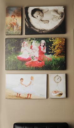 *Swoon* Love how all the different images come together in this display! Perfect!