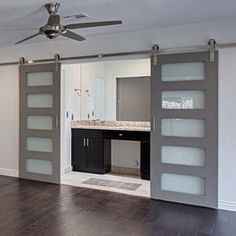 Glass Interior Sliding Barn Door - May 22 2019 at Sliding Door Handles, Double Sliding Doors, Interior Sliding Barn Doors, Sliding Closet Doors, Double Barn Doors, Sliding Barn Door Hardware, Door Hinges, Interior French Doors, Sliding Glass Barn Doors