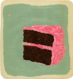 Martha rich cake
