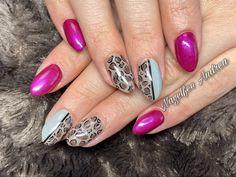 Nails, Beauty, Pink Nails, Nail Studio, Patterns, Finger Nails, Ongles, Beauty Illustration, Nail