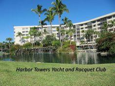 Harbor Towers Yacht & Racquet Club on Siesta Key
