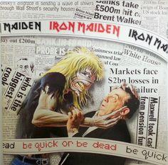 Fear Of The Dark | Iron Maiden – The Beast