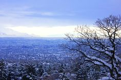 Salt Lake City, UT - love this city