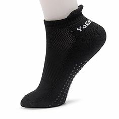 Sports Yoga Gym Dance Non Slip Fitness Cotton Socks ** Click image for more details. (This is an affiliate link) #YogaSocks