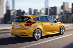 ford focus st | Ford Focus ST 2013: el primer deportivo global de Ford | Lista de ...