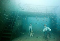 Underwater Photography Women | Underwater Photography by Andreas Franke | Web Odysseum