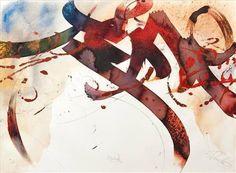 """""""Ededism"""" by José Parlá (PostersandPrints: an Urban Street Art Blog)"""