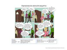 Expresiones con subjuntivo