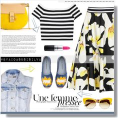 Flowers and Stripes