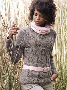 """Результат пошуку зображень за запитом """"свитер с рельефным волнообразным узором"""""""