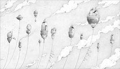 Einar Turkowski Floating Houses