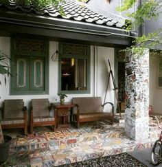 House Vintage Exterior Architecture 40 New Ideas Facade Design, Exterior Design, House Design, House Architecture Styles, Japanese Home Decor, House Blueprints, Facade House, Small House Plans, Simple House