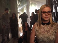 The Magicians Syfy, Olivia Taylor Dudley, Girly Things, Behind The Scenes, It Cast, Glamour, People, Alice, Watch