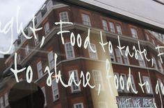Marylebone food walk, ww.londonfoodessentials.com