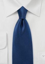 Krawatte unifarben dunkelblau Streifen günstig kaufen