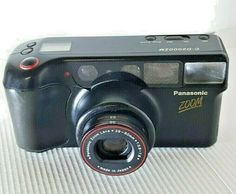 Panasonic C-D2000ZM,Zoom Lens 38-80m,Quartz Date-1:3.8-7.6,Compact Camera. #Panasonic Reflex Camera, 35mm Camera, Movie Camera, Zoom Lens, Video Camera, Camera Accessories, Fujifilm Instax Mini, Camcorder, Compact