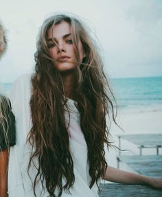 I wish my hair was as long as this and pretty as this
