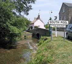 South Pool, South Hams, Devon - a beautiful little village with a good food pub, the Millbrook Inn. South Devon, Rocky Shore, Hams, Dartmoor, Place Names, Britain, Camping, Memories, Signs