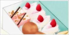 yumeiro patissiere desserts - Google Search Yumeiro Patissiere, Food Illustrations, Anime, Parfait, Food Art, Drawing Ideas, Food And Drink, Yummy Food, Restaurant