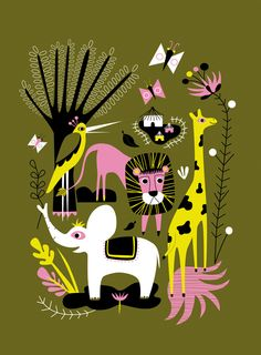 illustrations by Sarah Andreacchio