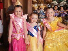 Bibbidi Bobbidi Boutique: Can A Cheapskate Afford To Become A Disney Princess?