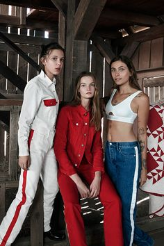 OUR MOMENT. #MYCALVINS. Millie Bobby Brown, Paris Jackson and Lulu are part of the CALVIN KLEIN family. Show yours with #MYCALVINS.