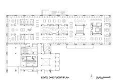 5356f0bdc07a807340000145_raheen-library-at-australian-catholic-university-woods-bagot_level_one_floor_plan.png (2000×1413)