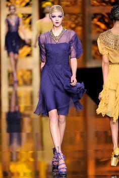 Fashion Show: Christian Dior Fall 2009 RTW