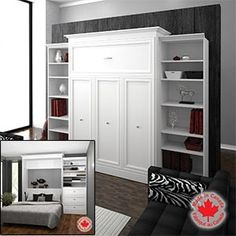 Installing this as we speak but in Tuscany color!! Costco-Murphy bed! Loving it! What a great comeback!!